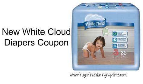 white cloud diaper printable coupons new white cloud diapers coupon pick up diapers for 5 97