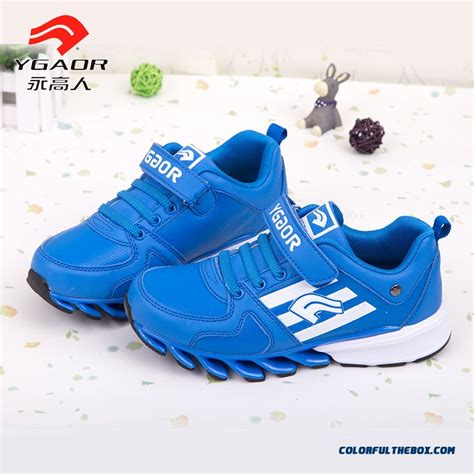 youth boys athletic shoes cheap boys sports shoes blade soles running shoes