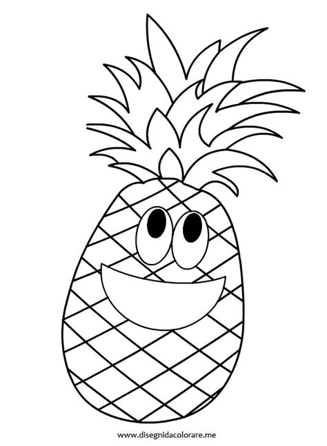 pineapple coloring page pineapple coloring page coloring page
