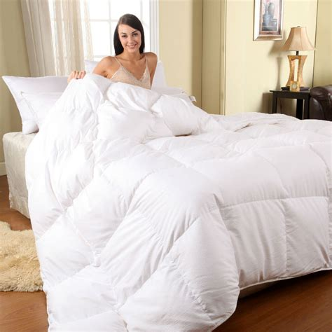 best down comforter for winter aliexpress com buy top quality white duck down winter