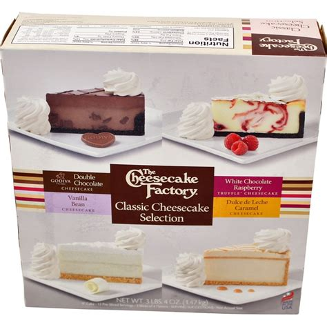 costco the cheesecake factory assorted cheesecake delivery