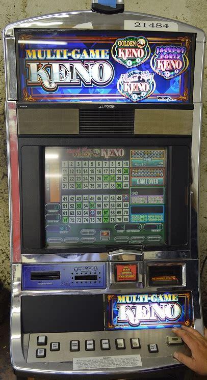 williams multi game keno slot machines unlimited