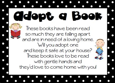 Adopt A Book 2 by The Book Bug Adopt A Book