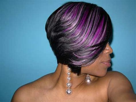 medium feathered bob 15 short bob haircuts for black women short hairstyles