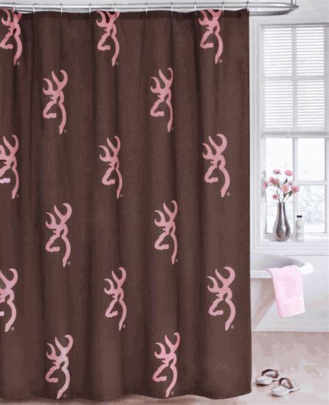 pink camo shower curtain browning buckmark pink camo bathroom decor browning pink
