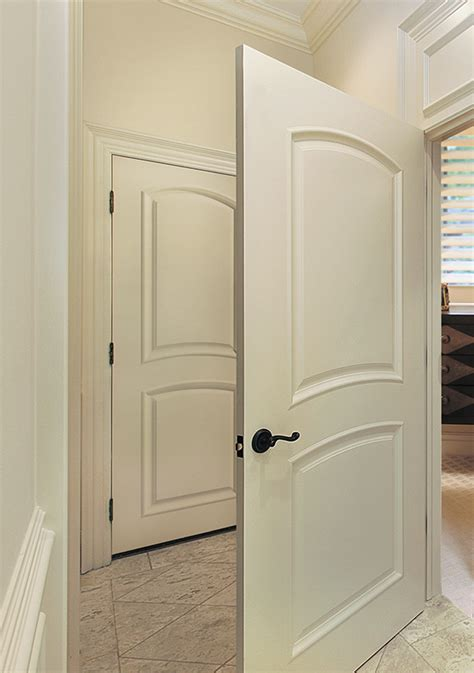 2 panel arch top interior doors bellagio 2 panel arch top with raised molding