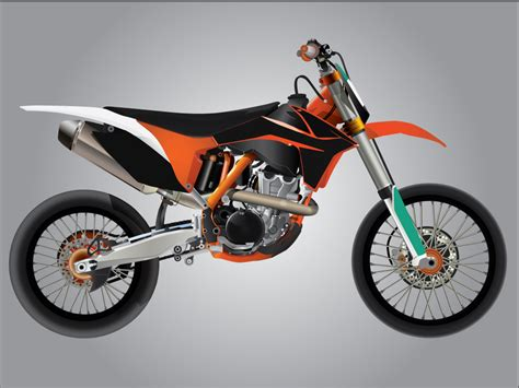 Ktm 350 Supermoto 2011 Ktm 350 Supermoto By Bradley226 On Deviantart