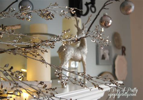 mantel decor my simple winter mantel lighted branches epsom salt and urn christmas mantel archives a pop of pretty blog canadian