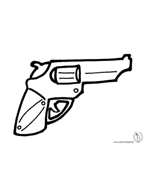toy gun coloring page free cowboys character from toy story coloring pages for