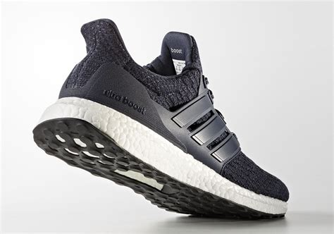 Sepatu Adidas Boost 2 Navy White Gum Premium Quality adidas ultra boost 3 0 blue cg4085 sneaker bar detroit
