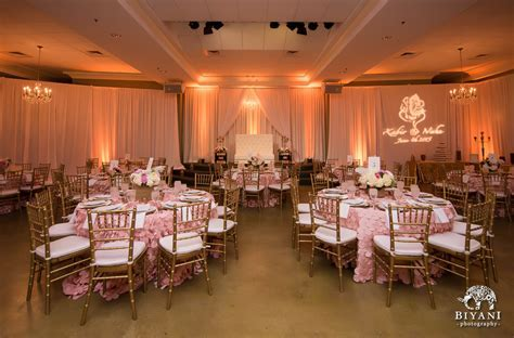 Blush & Gold Romantic Indian Wedding Reception ? Oaks