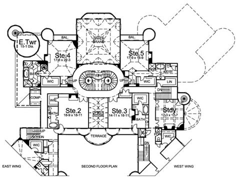 balmoral house plan balmoral 6048 12 bedrooms and 12 baths the house designers
