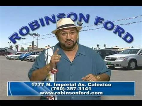 Robinson Ford by Robinson Ford Tony Obezo Tv Spot Ericweberprojects