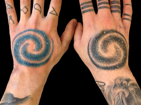 spiral tattoo 35 fibonacci spiral tattoos