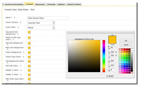 color scheme picker site colour scheme picker research and conference