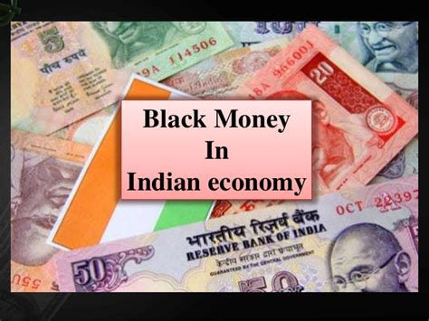 Black Money And Indian Economy Essay by Black Money In Indian Economy