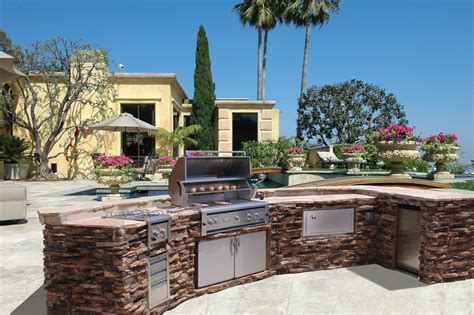 Kitchen Island Space Requirements mode concrete luxury outdoor kitchens