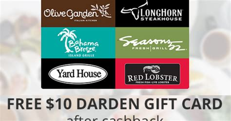 bahama breeze coupons printable coupons and freebies free 10 darden restaurants after