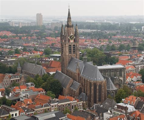 Delft It Or It by Oude Kerk In Delft Monument Rijksmonumenten Nl