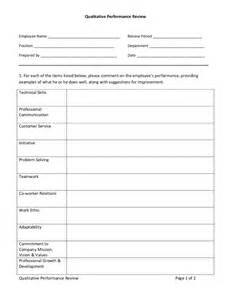 employee evaluation template doc 600670 employee evaluation template employee