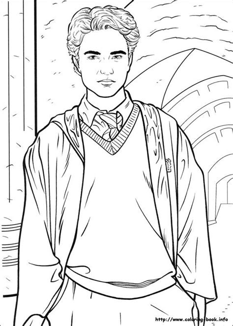 potter coloring books 17 best images about hp on coloring harry