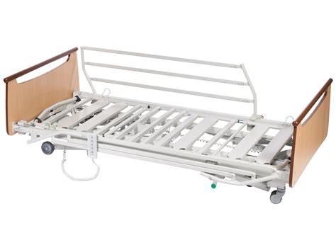 bariatric bed aerys hi lo community bed 230kg swl nightingale beds