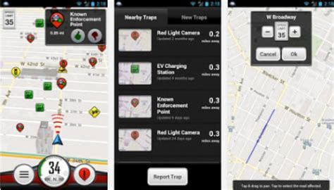 trapster app for android 6 must android apps for road trip to save your money and time technical tips