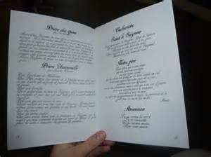 modã le livret de messe mariage livret de messe 6 pr 233 paratifs mariage poussinette16062011 photos club doctissimo