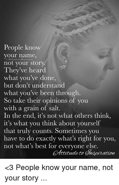 This Is Not Your Story your name not your story they ve heard what