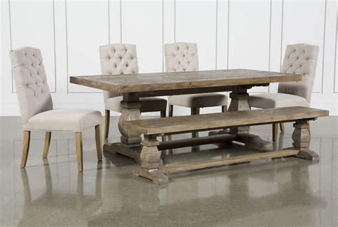 caden  piece rectangle dining set  biltmore chairs
