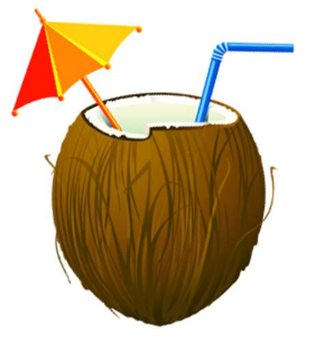 martini clipart no background transparent summer coconut cocktail png clipar tubes