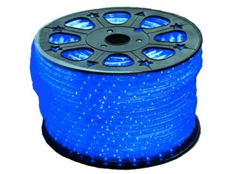 blue led rope lights blue multifunction led rope lights 50 led light shack