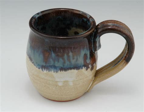 Handmade Mug - handmade mug small mugs cup coffee tea pottery tumbler