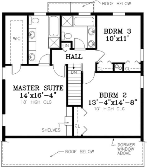 Cape Cod 2nd Floor Plans Best 25 Second Floor Addition Ideas On Pinterest Second