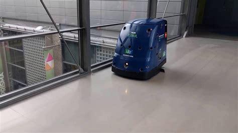 Ilona  Industrial Cleaning Robot Ilona Teollisuus