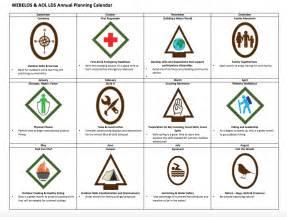 cub scout love webelos amp aol lds annual planning calendar