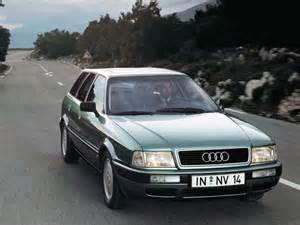 B4 Audi Audi 80 Avant B4 1991 1992 1993 1994 1995