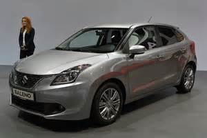 Suzuki Baleno Hatchback 2016 Suzuki Baleno Hatchback Specs And Photo Gallery