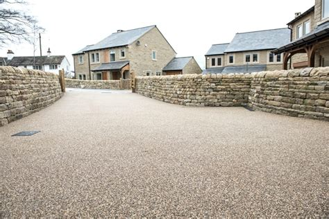 resin bound oakwell the resin mill surfacing direct resin driveways resin