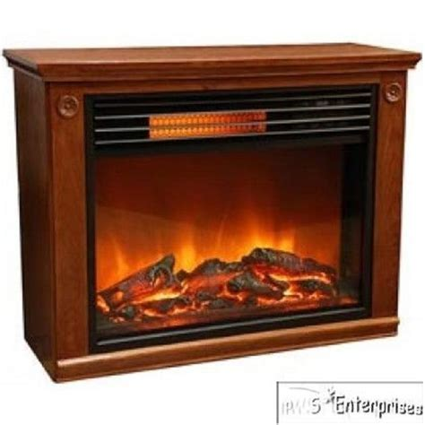 lifesmart ls 1111hh13 infrared quartz 1500w fireplace
