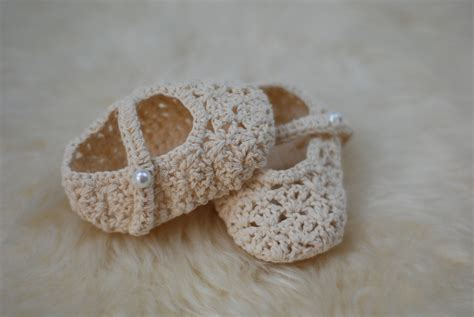 Handmade Baby Shoes - handmade crochet baby shoes felt