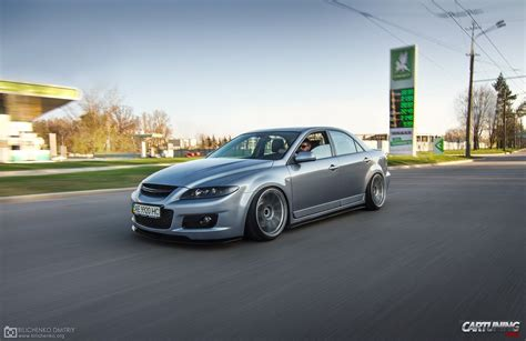 mazda mps 6 tuning low mazda 6 mps side