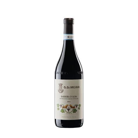 d alba asti barbera wine