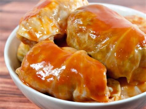 easy cabbage rolls recipe cdkitchen com