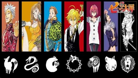 Anime 7 Deadly Sins Season 3 by Abeloth Vs The Entire Seven Deadly Sins Anime