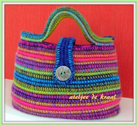 Asd9 Tas Selempang Clutch Collage 2 In 1 23 best koord tas images on crochet handbags crocheted purses and handbags