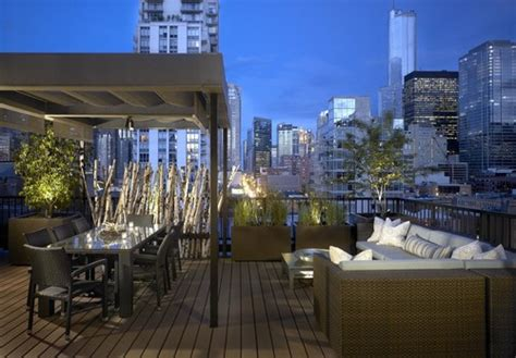 The Patio Nyc by Designing Your Home Roof Top In Nyc New York Design Agenda