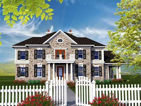 luxury colonial house plans luxury colonial house plans house and home design