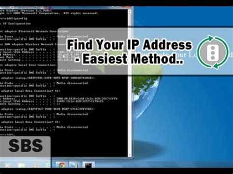 Best Ip Address Finder How Do I Find My Ip Address How To Find Ip Address For Fast Free Best Method