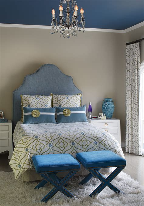 opaque blue   pop  turquoise interiors  color